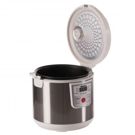 Multicooker Minerva Experience M26, 900 W, 5 L, 11 programe, Argintiu