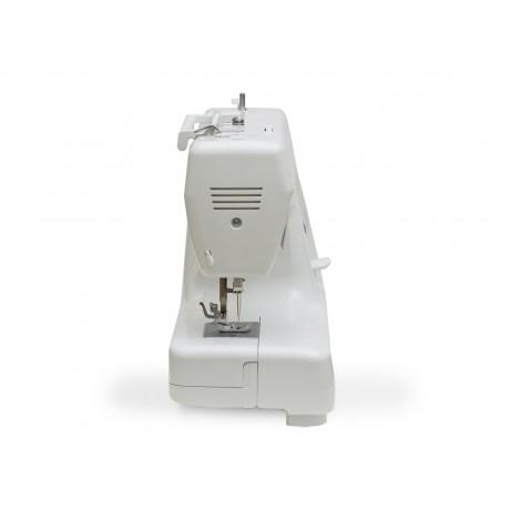 Masina de cusut electromecanica Minerva CLASSIC, 12 programe, 800 imp/min, 85W, Alb