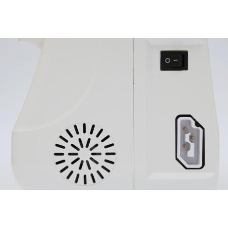 Masina de cusut electromecanica Minerva EXTRAPLUS, 22 programe, 800 imp/min, 70W, Alb