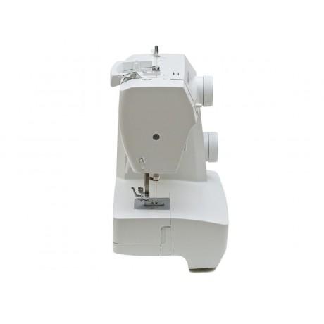 Masina de cusut electromecanica Minerva M83V, 21 programe, 800 imp/min, 85W, Alb
