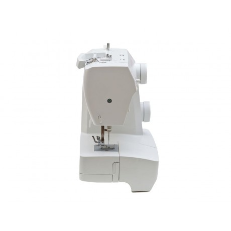 Masina de cusut electromecanica Minerva M86V, 34 programe, 800 imp/min, 85W, Alb