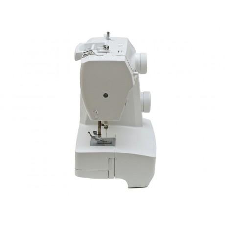 Masina de cusut electromecanica Minerva M87V, 34 programe, 800 imp/min, 70W, Alb