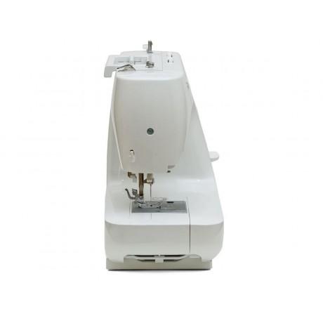 Masina de cusut electromecanica Minerva M932, 35 programe, 800 imp/min, 85W, Alb