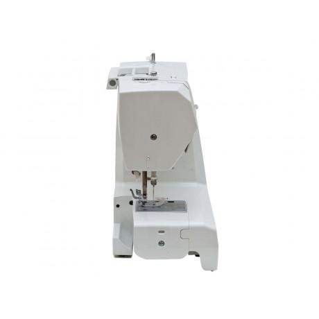 Masina de cusut digitala Minerva MC60C, 60 programe, 800 imp/min, 70W, Alb/Mov